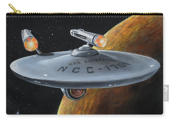 Ncc-1701 Carry-all Pouch