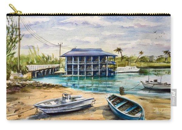 Near Arawak Cay Carry-all Pouch