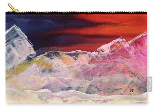 Near Arrow Mountains Carry-all Pouch
