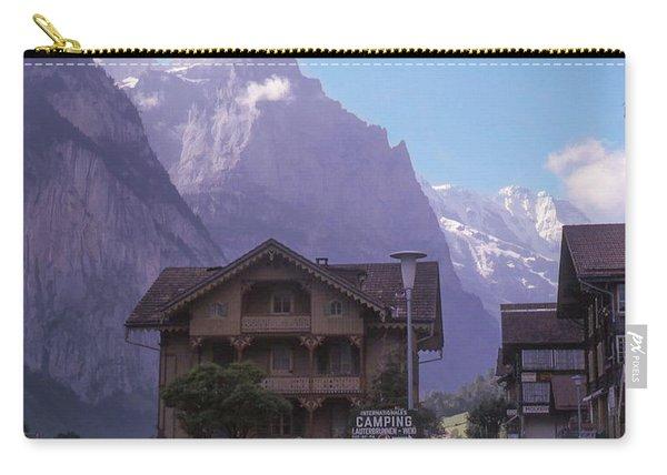 Near Lauterbrunnen, Switzerland Carry-all Pouch