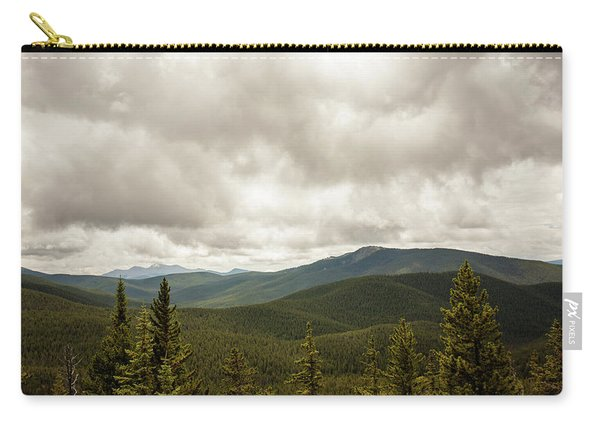Near Monarch Pass At The Continental Divide Carry-all Pouch