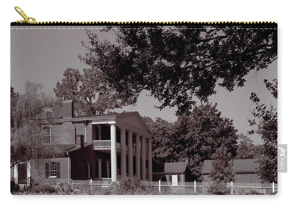 Near The House - The Hermitage Carry-all Pouch