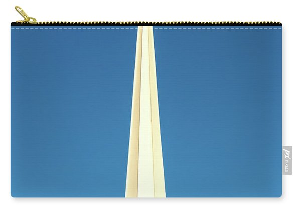 Needle-shaped Steeple Carry-all Pouch