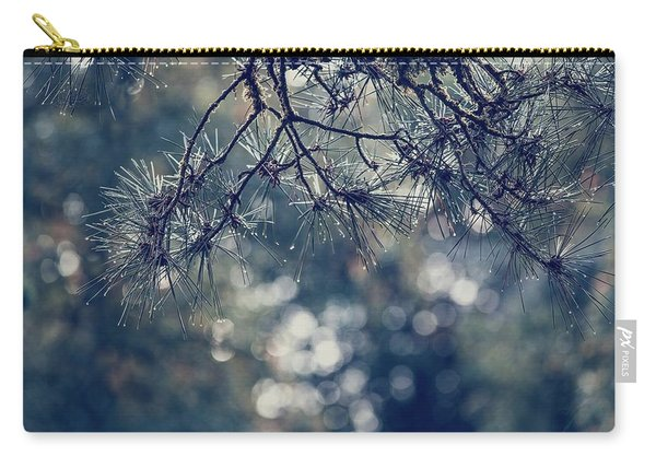 Needles N Droplets Carry-all Pouch