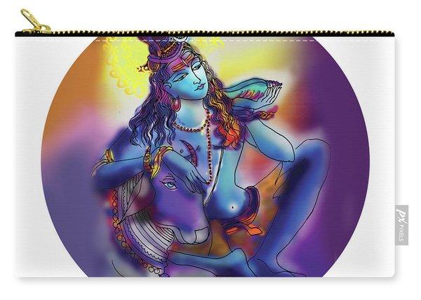 Neelakanth Shiva  Carry-all Pouch