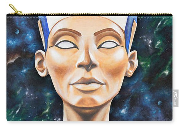 Nefertiti Carry-all Pouch