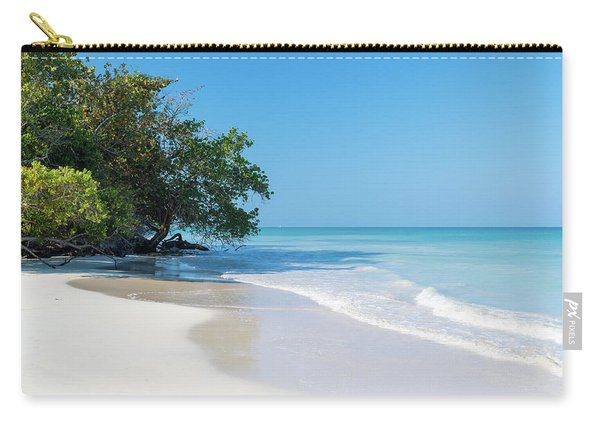 Negril Beach Morning Carry-all Pouch
