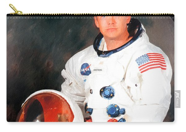 Neil Armstrong Carry-all Pouch