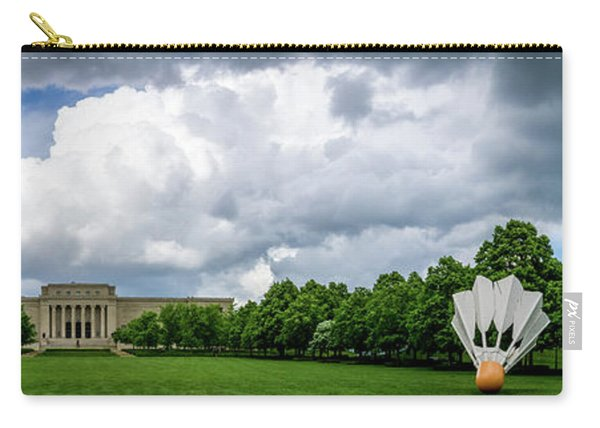 Nelson-atkins Museum Of Art Carry-all Pouch