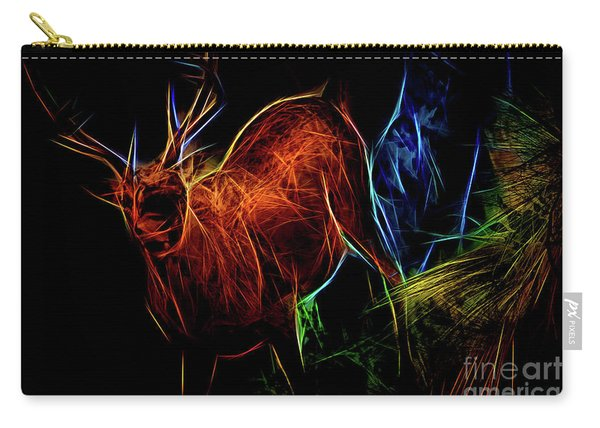 Neon Buck Carry-all Pouch
