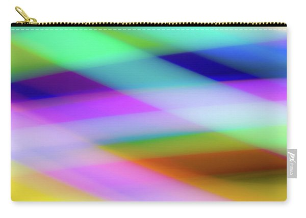 Neon Crossing Carry-all Pouch