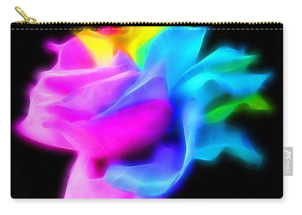 Neon Romance Carry-all Pouch