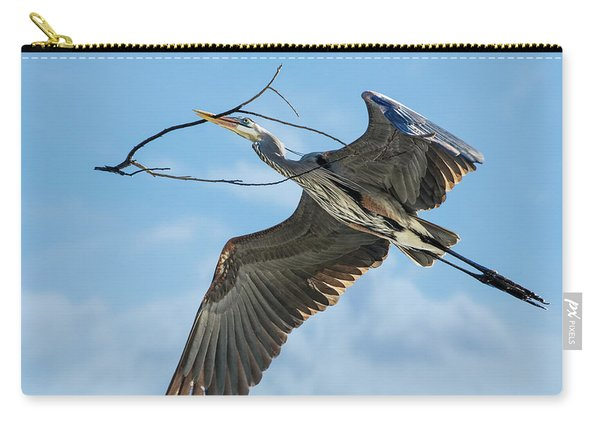 Nest Builder Carry-all Pouch