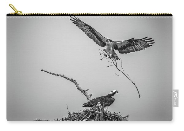 Nest Building 2m Carry-all Pouch