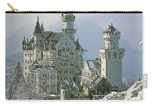 Neuschwanstein  Carry-all Pouch