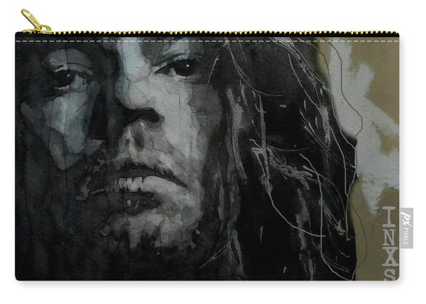 Never Tear Us Apart - Michael Hutchence  Carry-all Pouch