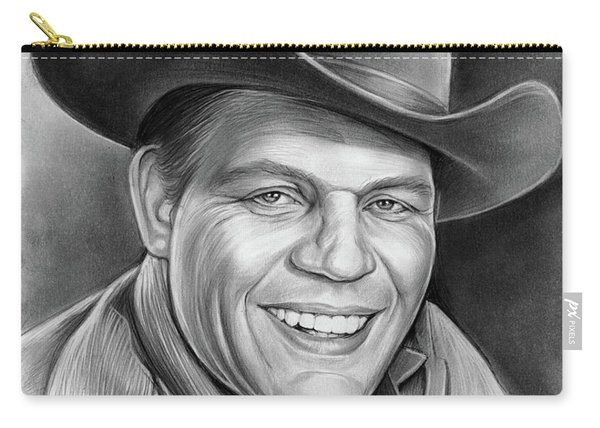 Neville Brand Carry-all Pouch