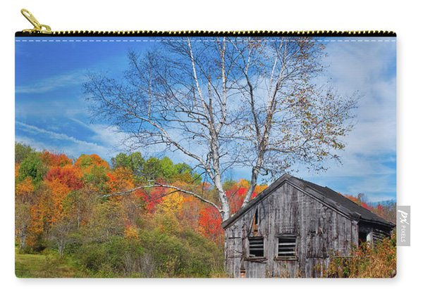 New England Fall Foliage Carry-all Pouch