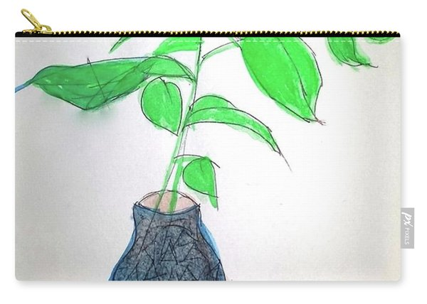 New Growth New Beginnings Carry-all Pouch