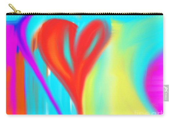 New Heart Carry-all Pouch