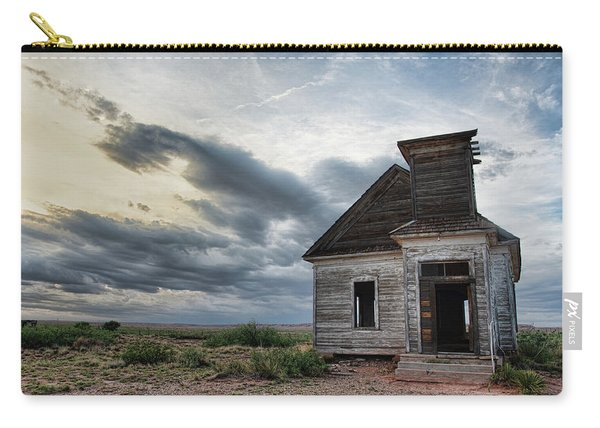 New Mexico Church # 2 Carry-all Pouch