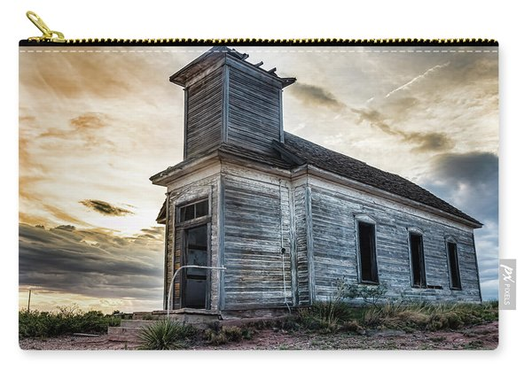 New Mexico Church #3 Carry-all Pouch