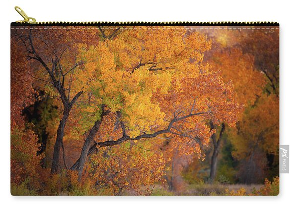 New Mexico Gold Carry-all Pouch