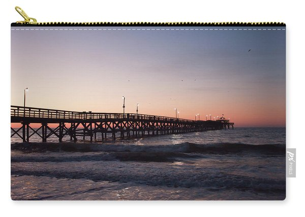 New Moon Pier Carry-all Pouch
