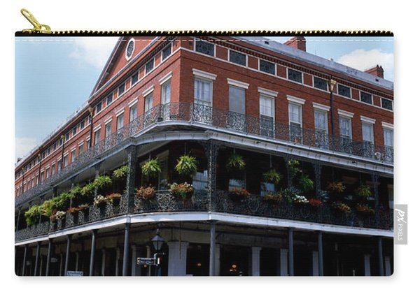 New Orleans La Carry-all Pouch