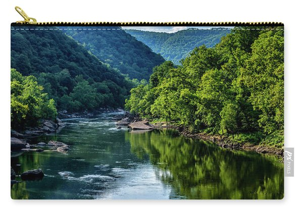New River Gorge National River 3 Carry-all Pouch