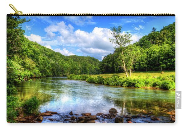 New River Summer Carry-all Pouch