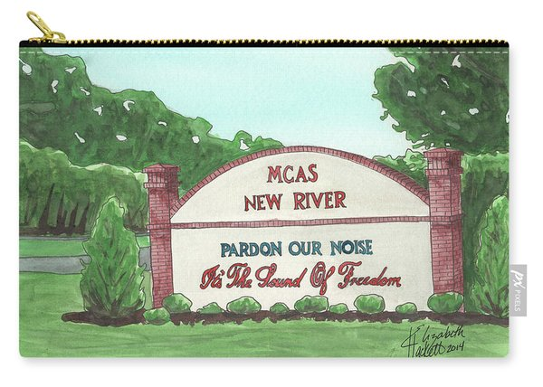 New River Welcome Carry-all Pouch