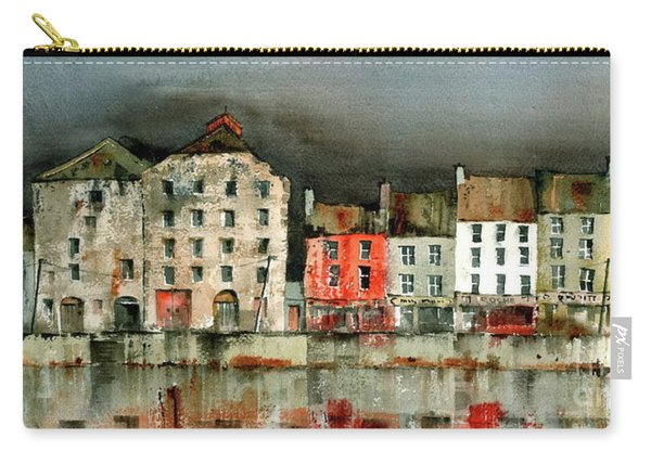 New Ross Quays Panorama Carry-all Pouch