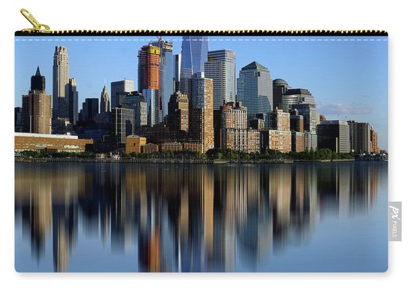 New York 2 Carry-all Pouch