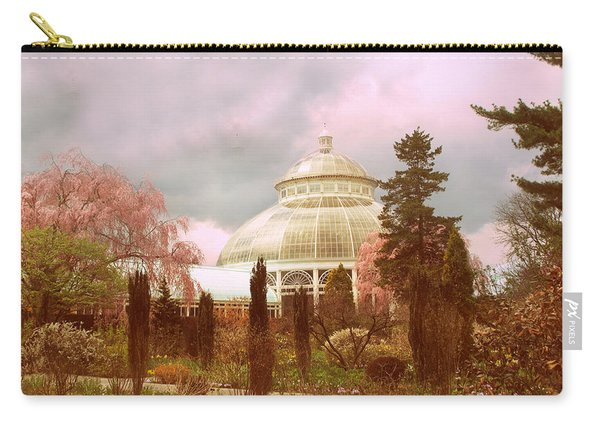 New York Botanical Garden Carry-all Pouch