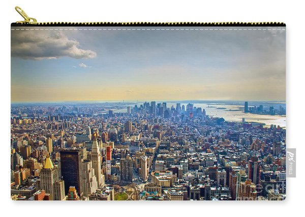 New York City - Manhattan Carry-all Pouch