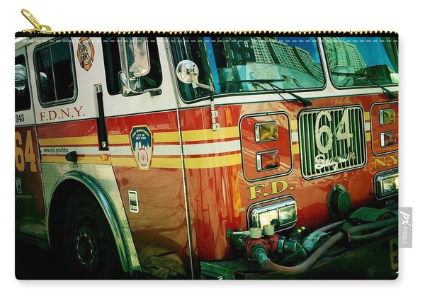 New York City Fire Engine Carry-all Pouch
