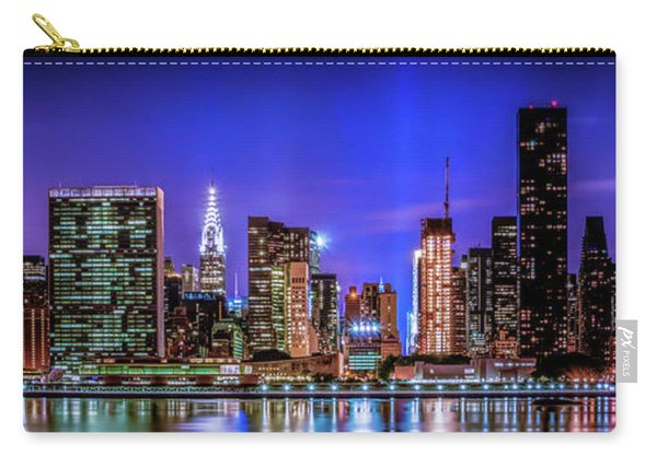 New York City Shine Carry-all Pouch