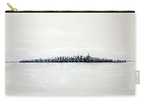 New York City Skyline 48 Carry-all Pouch