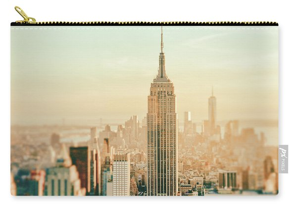 New York City - Skyline Dream Carry-all Pouch