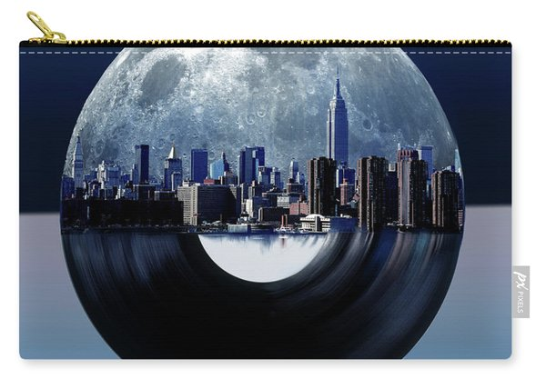 New York City Sound 6 Carry-all Pouch