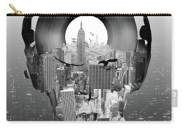 New York City Sound Carry-all Pouch