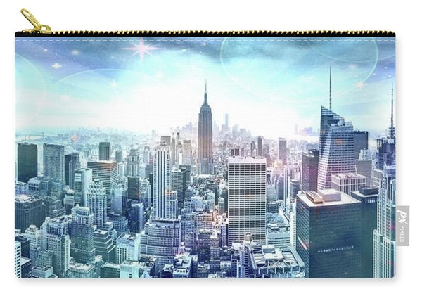 New York Fairytales Carry-all Pouch