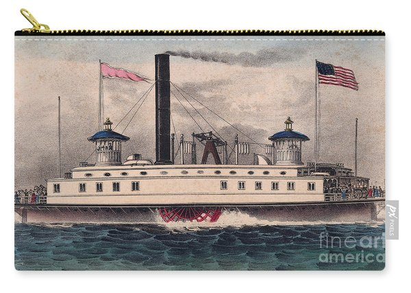 New York Ferry Boat Carry-all Pouch