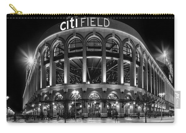 New York Mets Citi Field Bw Carry-all Pouch