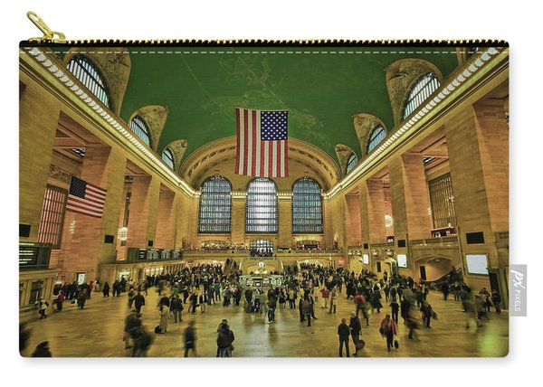 New York Minute Carry-all Pouch
