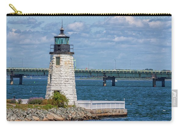 Newport Harbor Lighthouse Carry-all Pouch