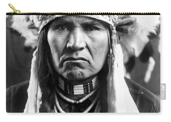 Nez Perce Native American - To License For Professional Use Visit Granger.com Carry-all Pouch