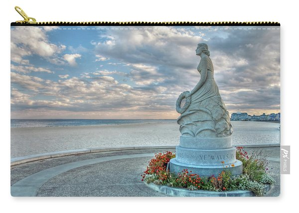 New Hampshire Marine Memorial Carry-all Pouch