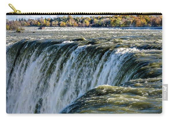 Niagara Falls In Autumn Carry-all Pouch